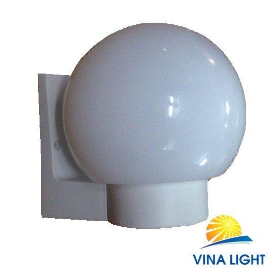 Đèn đơn chao cầu nhựa VL-005