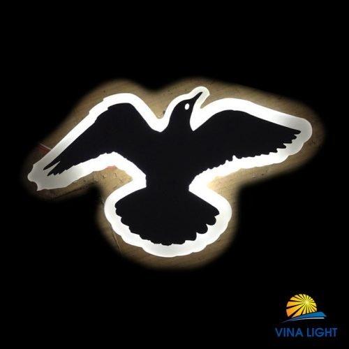 Đèn tường Led Aganit chim ưng VL-0067