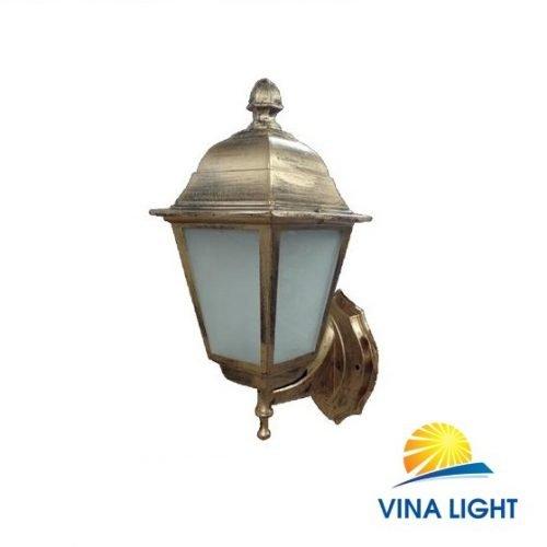 Đèn chùa đồng 4 kính vát VL-058