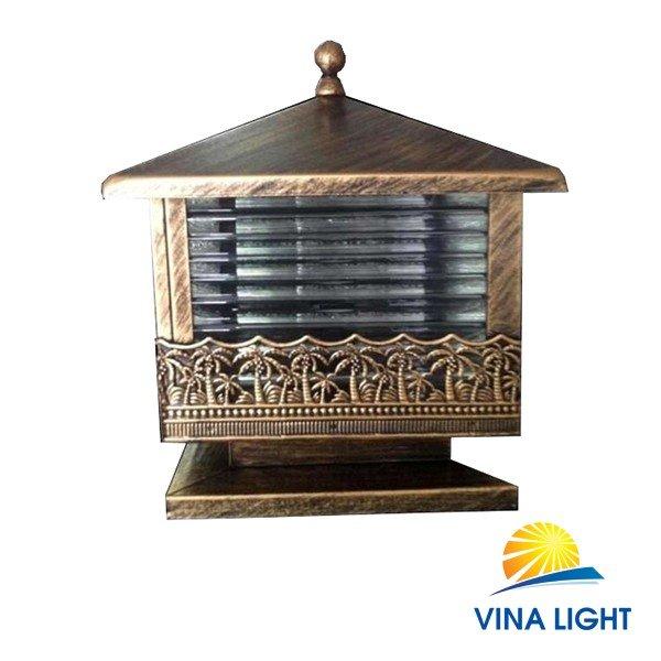Đèn đồng chùa trụ cổng VL-7167