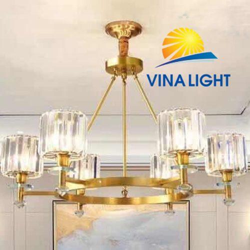Đèn chùm chao pha lê VL-X52-600