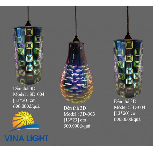 Đèn thả 3D_003 -004