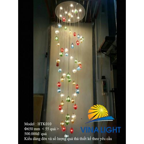 Đèn thông tầng Ø650mm HTK010