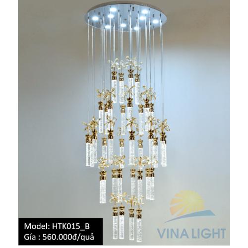 Đèn thả trần trang trí HTK015_B