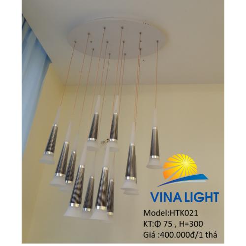 Đèn thả trần trang trí HTK021