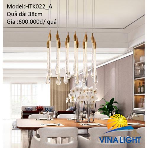Đèn thả trần trang trí HTK022_A