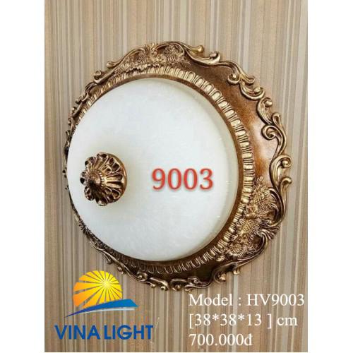 Đèn ốp trần 38x38x13cm HV9003