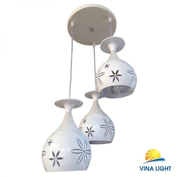 Đèn thả 3 hoa sao VL-T038-3WH