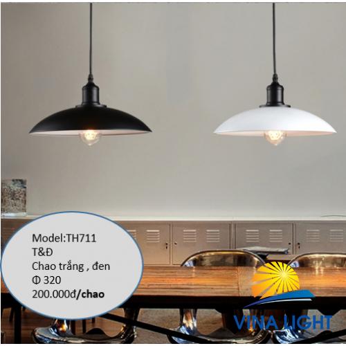 Đèn thả trần Ø320mm TH711