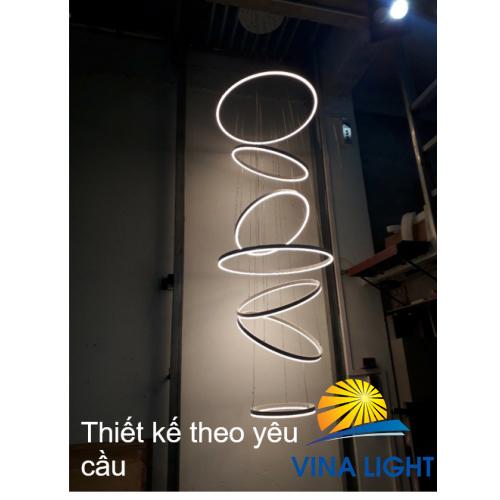 Đèn thả theo yêu cầu