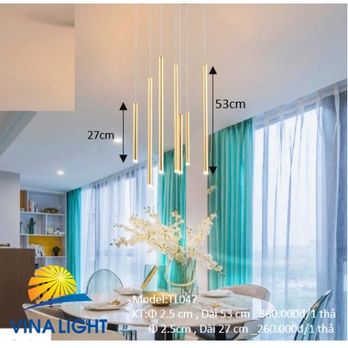 Đèn thả trần trang trí TL047_V