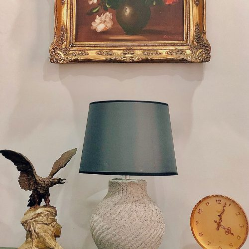Đèn bàn gốm trang trí VL-DY15372