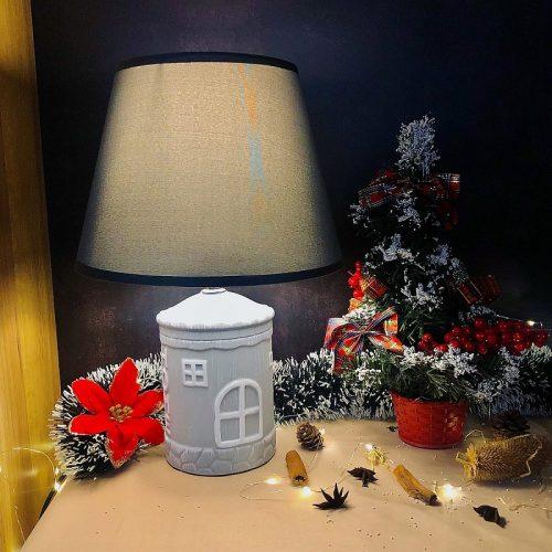 Đèn bàn gốm trang trí VL-DY17532
